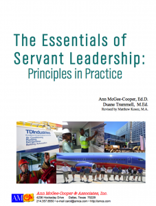 The Essentials of Servant Leadership Cover